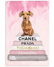 DACHSHUND POSTER 11x17 Poster front