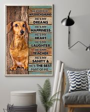 HE'S THE BEST PART OF ME 11x17 Poster lifestyle-poster-1