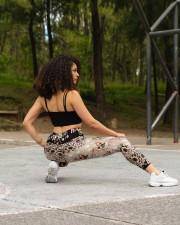 YORKSHIRE TERRIER  LEGGING High Waist Leggings aos-high-waist-leggings-lifestyle-13