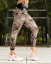 YORKSHIRE TERRIER  LEGGING High Waist Leggings aos-high-waist-leggings-lifestyle-16
