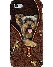 YORKIE PHONE CASE Phone Case i-phone-8-case