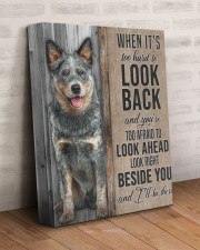 HEELER - CANVAS I'LL BE THERE 11x14 Gallery Wrapped Canvas Prints aos-canvas-pgw-11x14-lifestyle-front-07