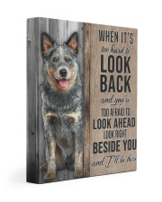 HEELER - CANVAS I'LL BE THERE 11x14 Gallery Wrapped Canvas Prints front