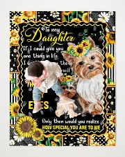 """TO MY DAUGHTER QUILT Quilt 40""""x50"""" - Baby aos-quilt-40x50-lifestyle-front-06"""
