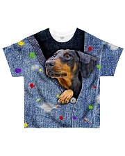 DOBERMAN ALL OVER TSHIRT All-over T-Shirt front