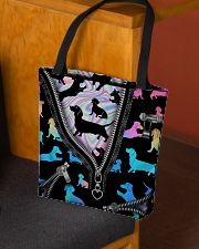 DACHSHUND BAG All-over Tote aos-all-over-tote-lifestyle-front-02