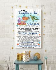 TO MY DAUGHTER-IN-LAW 11x17 Poster lifestyle-holiday-poster-3