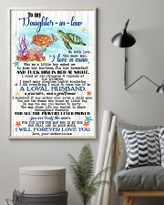 TO MY DAUGHTER-IN-LAW 11x17 Poster lifestyle-poster-1