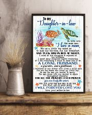 TO MY DAUGHTER-IN-LAW 11x17 Poster lifestyle-poster-3