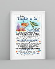 TO MY DAUGHTER-IN-LAW 11x17 Poster lifestyle-poster-5