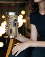 FLIGHT ATTENDANT ONCE YOU HAVE TASTED FLIGHT 20oz Tumbler aos-20oz-tumbler-lifestyle-front-09
