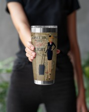 FLIGHT ATTENDANT ONCE YOU HAVE TASTED FLIGHT 20oz Tumbler aos-20oz-tumbler-lifestyle-front-12