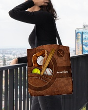 BASEBALL-SOFTBALL BAG-ACCESSORY POUCH-PILLOW All-over Tote aos-all-over-tote-lifestyle-front-05