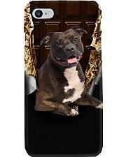 Pitbull phone case Phone Case i-phone-8-case