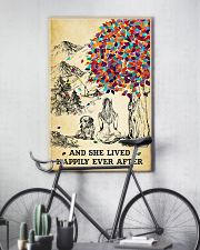 AND SHE LIVED HAPPILY EVER AFTER 11x17 Poster lifestyle-poster-7