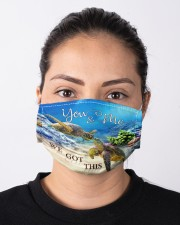 YOU AND ME WE GOT THIS Cloth face mask aos-face-mask-lifestyle-01
