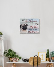 PUG - SOME PEOPLE WILL NEVER UNDERSTAND 14x11 Gallery Wrapped Canvas Prints aos-canvas-pgw-14x11-lifestyle-front-03