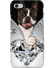BOSTON TERRIER PHONE CASE Phone Case i-phone-8-case