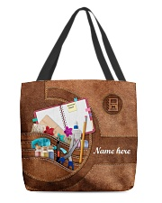 SCRAPBOOKING BAG-ACCESSORY POUCH-PILLOW All-over Tote front