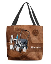 NURSING BAG-ACCESSORY POUCH-PILLOW All-over Tote front