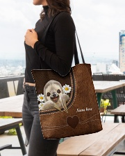 SLOTH BAG-ACCESSORY POUCH-PILLOW All-over Tote aos-all-over-tote-lifestyle-front-04