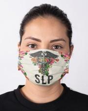 SLP FLOWER Cloth face mask aos-face-mask-lifestyle-01