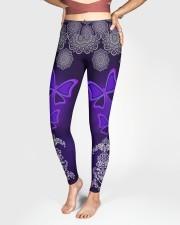 BUTTERFLY BOHO PATTERN High Waist Leggings aos-high-waist-leggings-lifestyle-03