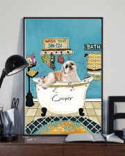 PERSONALIZED SHIH-TZU POSTER 11x17 Poster lifestyle-poster-2