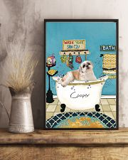PERSONALIZED SHIH-TZU POSTER 11x17 Poster lifestyle-poster-3