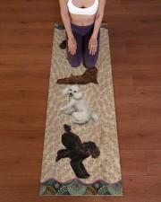 POODLE - YOGA MAT Yoga Mat 24x70 (vertical) aos-yoga-mat-lifestyle-24