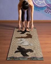 POODLE - YOGA MAT Yoga Mat 24x70 (vertical) aos-yoga-mat-lifestyle-25