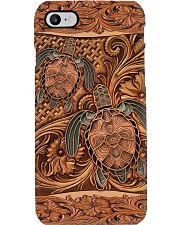 PHONE CASE - TURTLE Phone Case i-phone-8-case