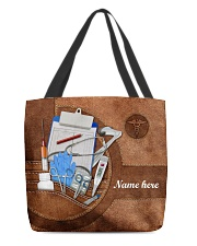 PHYSICIAN BAG-ACCESSORY POUCH-PILLOW All-over Tote front