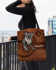 KOALA BAG-ACCESSORY POUCH-PILLOW All-over Tote aos-all-over-tote-lifestyle-front-05