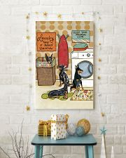 LAUNDRY DOBERMAN POSTER 11x17 Poster lifestyle-holiday-poster-3