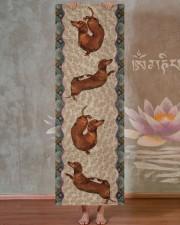 DACHSHUND - YOGA MAT Yoga Mat 24x70 (vertical) aos-yoga-mat-lifestyle-29