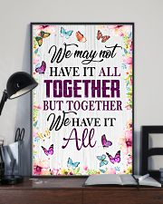 BUT TOGETHER WE HAVE IT ALL 11x17 Poster lifestyle-poster-2