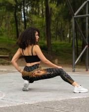 DACHSHUNDS LEGGING High Waist Leggings aos-high-waist-leggings-lifestyle-13
