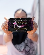 AQUARIUS GRLS Cloth face mask aos-face-mask-lifestyle-07