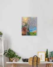 DACHSHUND CANVAS 11x14 Gallery Wrapped Canvas Prints aos-canvas-pgw-11x14-lifestyle-front-03