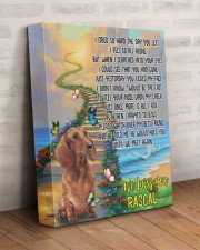 DACHSHUND CANVAS 11x14 Gallery Wrapped Canvas Prints aos-canvas-pgw-11x14-lifestyle-front-07