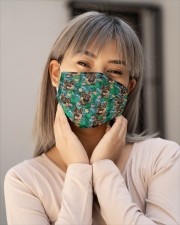 German Shepherd Cloth face mask aos-face-mask-lifestyle-17