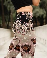 DACHSHUNDS LEGGING High Waist Leggings aos-high-waist-leggings-lifestyle-11