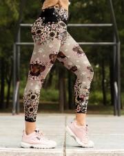 DACHSHUNDS LEGGING High Waist Leggings aos-high-waist-leggings-lifestyle-16
