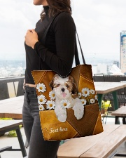 SHIH-TZU BAG-ACCESSORY POUCH-PILLOW All-over Tote aos-all-over-tote-lifestyle-front-04