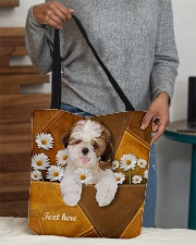 SHIH-TZU BAG-ACCESSORY POUCH-PILLOW All-over Tote aos-all-over-tote-lifestyle-front-10