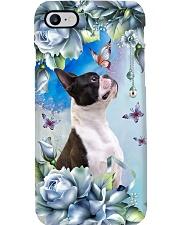 BOSTON TERRIER - PHONE CASE Phone Case i-phone-8-case