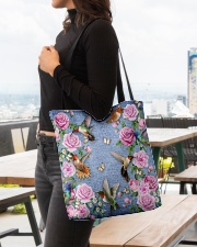 HUMMINGBIRD BAG All-over Tote aos-all-over-tote-lifestyle-front-04