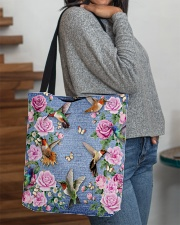 HUMMINGBIRD BAG All-over Tote aos-all-over-tote-lifestyle-front-09
