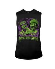 Marijuana Zombie T-shirt Sleeveless Tee thumbnail